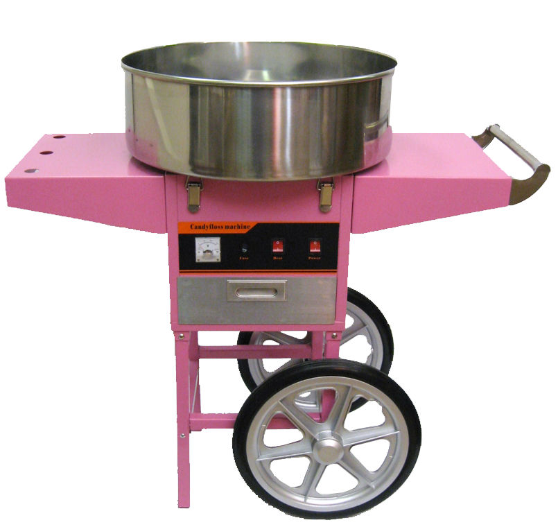 Candy Floss Machine Hire