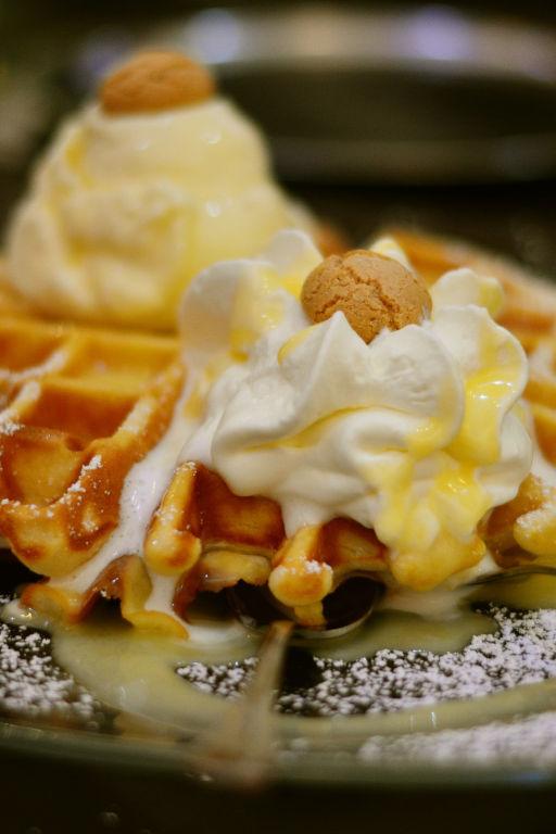 Waffle Machine Hire
