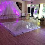Our LED Dance Floor set up for an event at Holloway Community Centre.