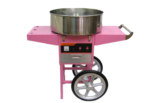 Candy Floss Machine Hire from just £50 an hour