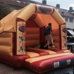 Bouncy Castle Hire £100 for the day.